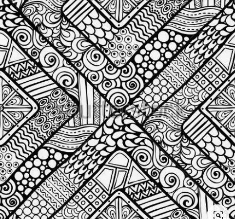 Cara Menggambar Batik Dibuku Gambar Yang Mudah-2