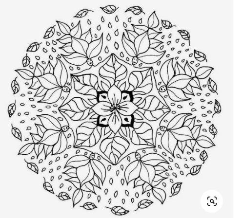 Cara Menggambar Batik Dibuku Gambar Yang Mudah-7
